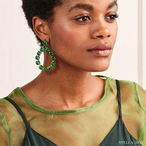 Stella & Dot Neon Dream Earrings